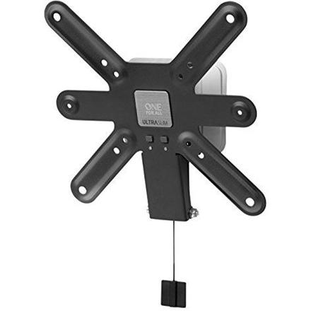 "ONE For ALL Wall mount, WM 6221, 13-42 "", Tilt, Maximum weight (capacity) 40 kg, VESA 75x75, 100x100, 200x100, 200x200 mm, Black"