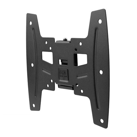 "ONE For ALL Wall mount, WM 4211, 19-42 "", Fixed, Maximum weight (capacity) 50 kg, VESA 75x75, 100x100, 200x100, 200x200 mm, Black"