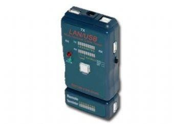 CABLE ACC TESTER /UTP/STP/USB/NCT-2 GEMBIRD