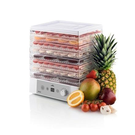 ETA Fresa Food dryer ETA630190000 White, 250 W, Number of trays 8, Temperature control, Integrated timer