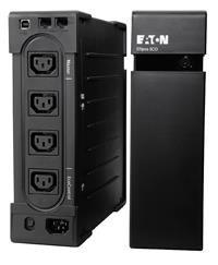 Eaton Ellipse ECO 650 IEC Ooteseisund (võrgust väljas) 650 VA 400 W 4 vahelduvvoolu kontakt