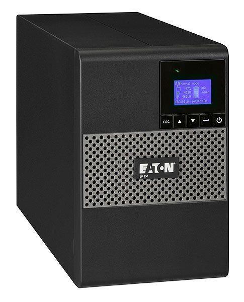 Eaton 5P1150I puhvertoiteallikas (UPS) Liini-interaktiivne 1150 VA 770 W 8 vahelduvvoolu kontakt