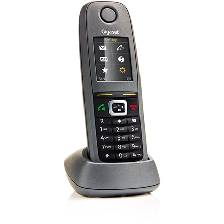 """GIGASET R650H PRO DECT phone, 1.8"""" TFT colour screen, Shock, dust and water-resistant"""