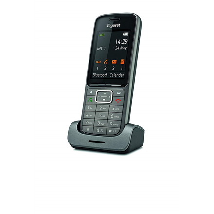 """GIGASET SL750H PRO DECT phone, Compact 2.4"""" high definition full colour screen"""