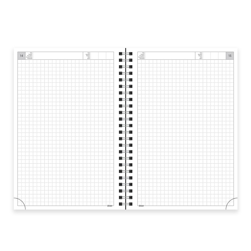 Ajaplaneerija Notebook Timer Spirex sisu