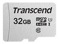 MEMORY MICRO SDHC 32GB/CLASS10 TS32GUSD300S TRANSCEND