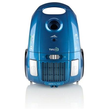 ETA Tiago Vacuum Cleaner ETA450790000 Bagged, Red, 700 W, 3 L, A, A, D, A, 79 dB, HEPA filtration system, 230 V