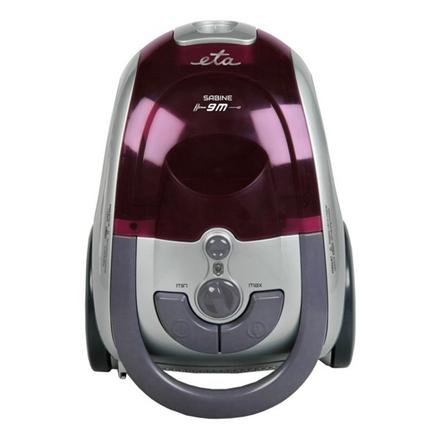 ETA Vacuum Cleaner Sabine ETA147890020 800 W, Bagless, 2 L, 78 dB, Red