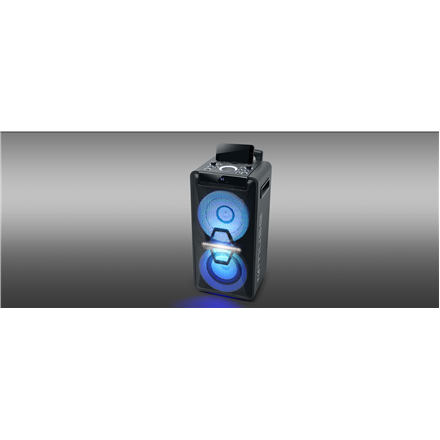 Muse Speaker M-1920DJ 300 W, Portable, Black, Bluetooth