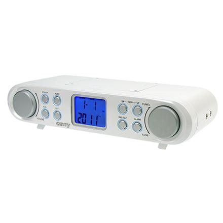 Camry Kitchen Radio CR 1124 White