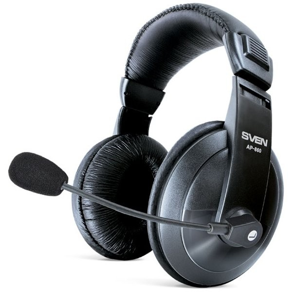 Headphones with microphone SVEN AP-860MV, SV-0410860