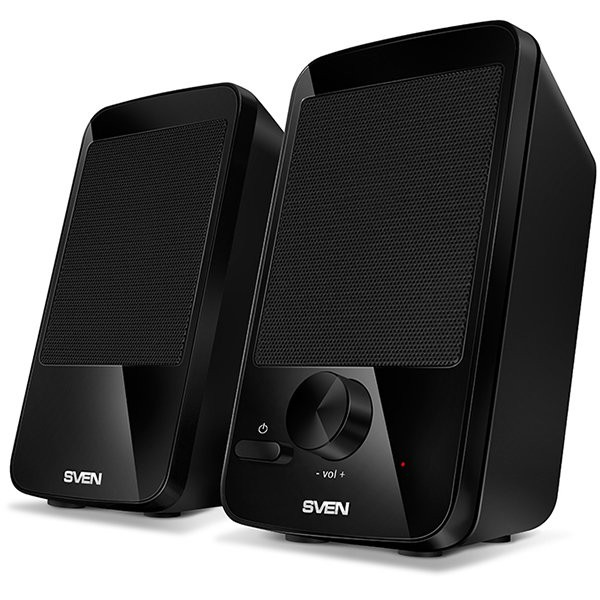 Speakers SVEN 312, black (USB), SV-012540