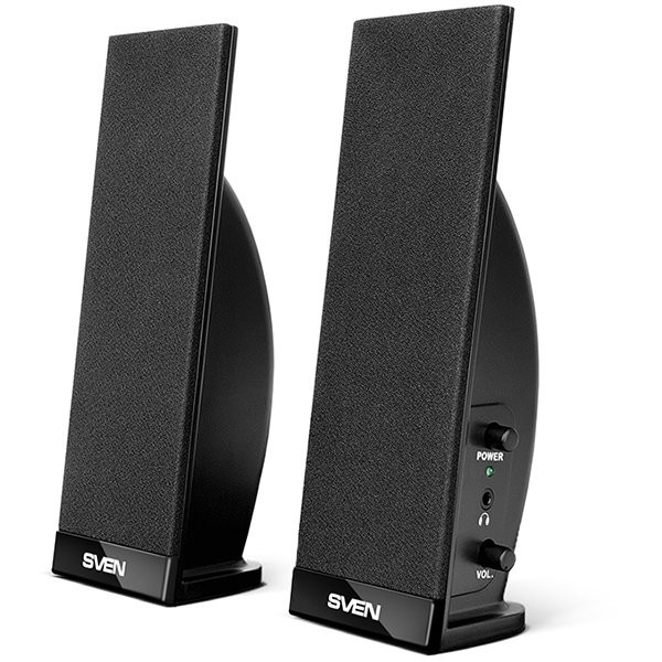Speakers SVEN 230, black, SV-0110230BK