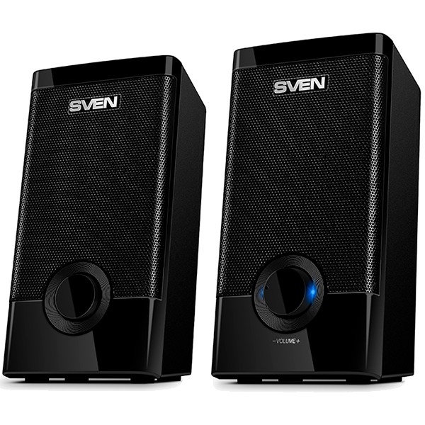 Speakers SVEN 318, black (USB), SV-015176
