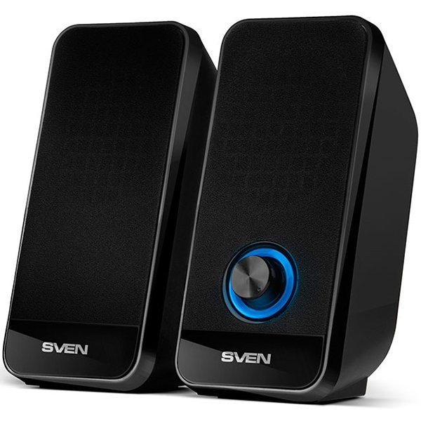 Speakers SVEN 320, black (USB), SV-014636