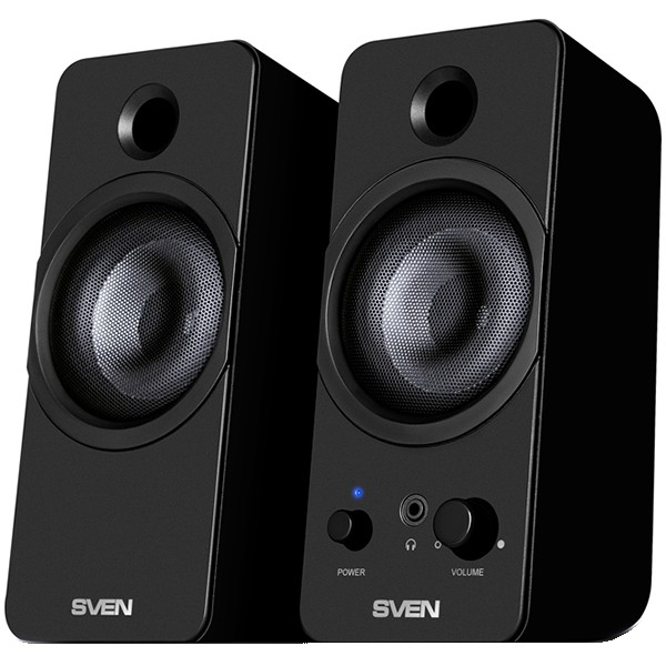 Speakers SVEN 430, black (USB), SV-016302