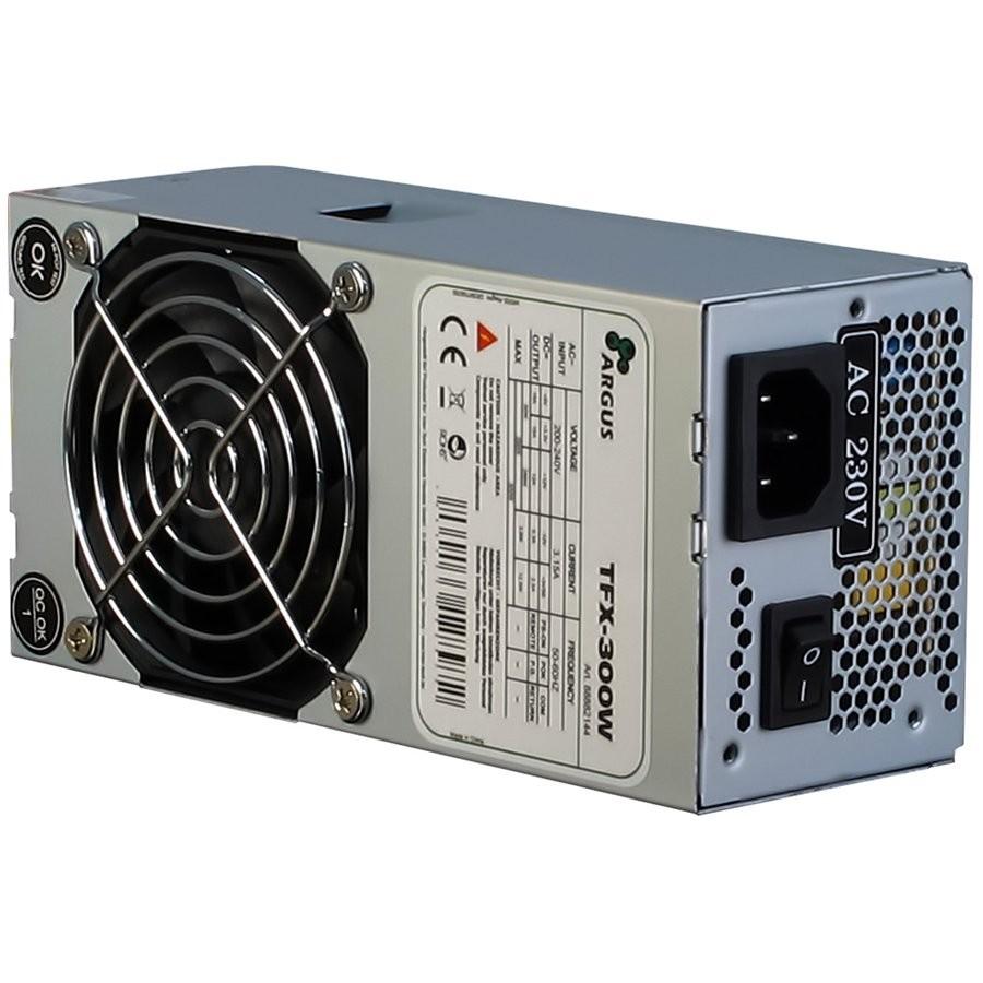 Power Supply INTER-TECH Argus TFX-300W, Retail, Active PFC, 1x80