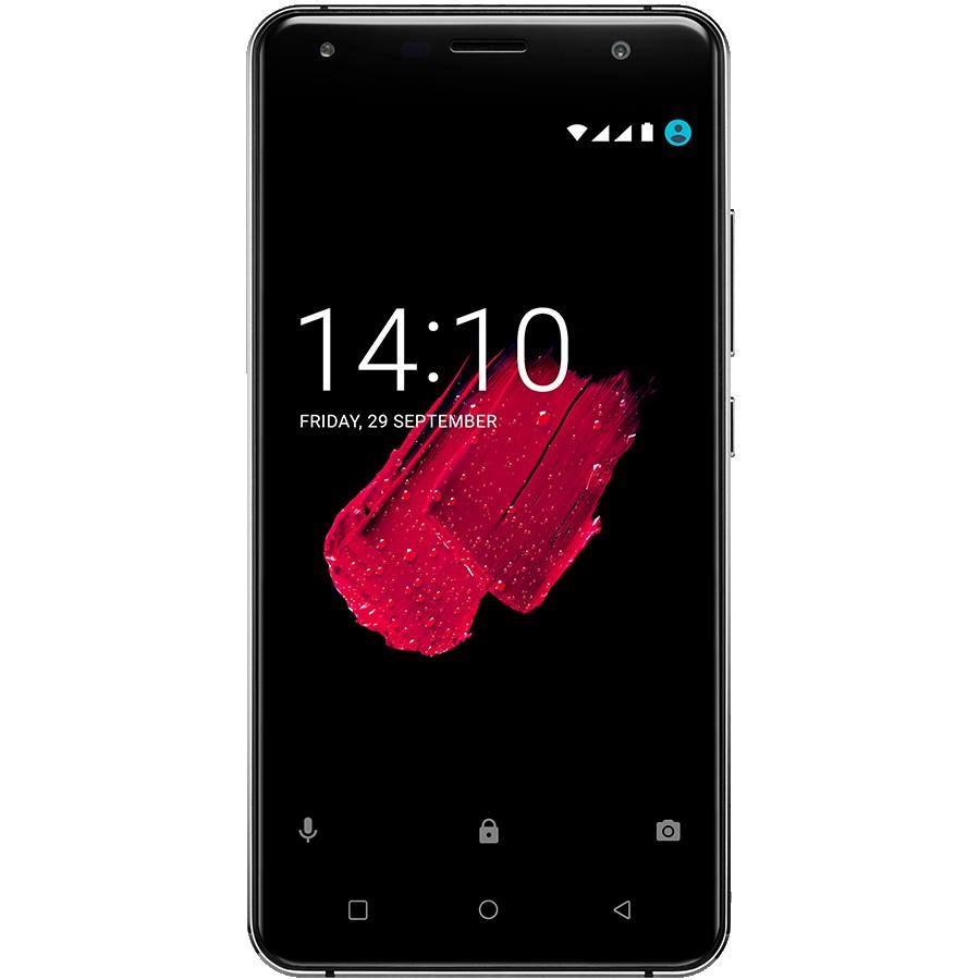 "Prestigio, Muze D5 LTE, PSP5513DUO, Dual SIM, 5.0"", HD (1280*720), IPS, 2.5D,Android 7.0 Nougat, Quad-Core 1.3GHz, 1GB RAM+8Gb eMMC,2.0MP front + 8.0MP rear camera with flash light, 2400 mAh battery, Black"