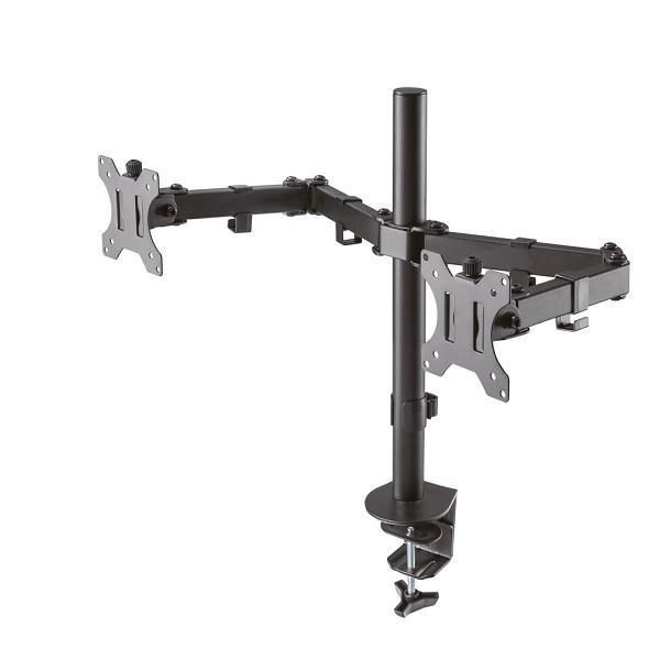 """Newstar FPMA-D550D 81,3 cm (32"""") Klamber/läbiv polt Must"""