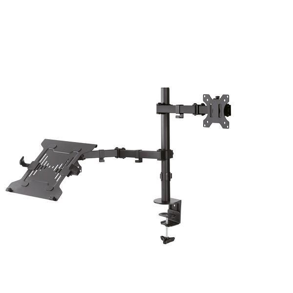 """Newstar FPMA-D550NOTEBOOK lauakinniti lamekuvarile 81,3 cm (32"""") Klamber/läbiv polt Must"""