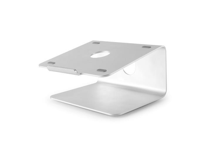 """Neomounts by Newstar NSLS050 sülearvuti raam & alus 43,2 cm (17"""") Sülearvuti alus Hõbe"""