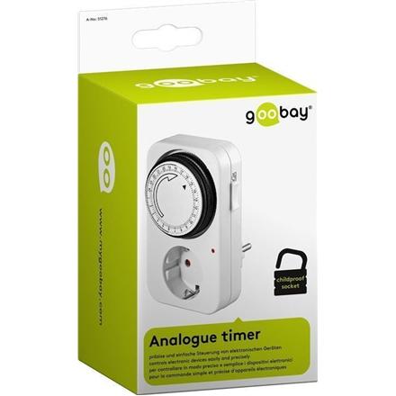 Goobay Mechanical timer