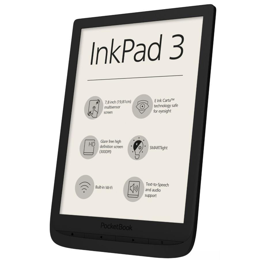 E-Reader|POCKETBOOK|InkPad 3|7.8"