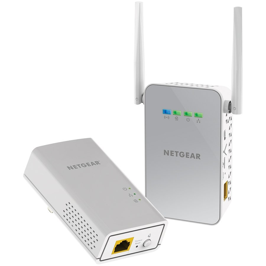 Powerline 1000 + WiFi, 1 Port 1000Mbps bundle (one PL1000 and one PLW1000 Acces Point)