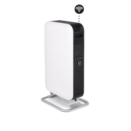 Mill AB-H1500WIFI Oil Filled Radiator, Number of power levels 3, 1500 W, White