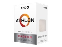 AMD ATHLON 200GE AM4 3.2G 5MB Vega 3 35W