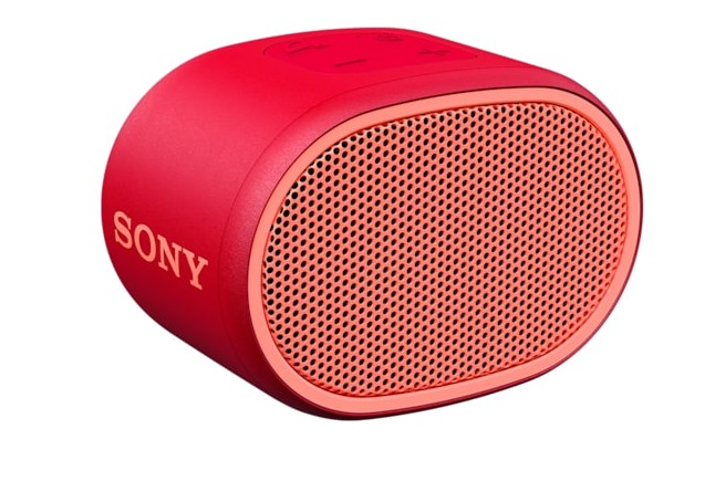 Sony EXTRA BASS Speaker SRS-XB01R Bluetooth, Portable, Red