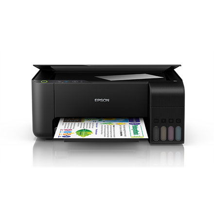 Epson All-in-One  Printer  EcoTank L3110 Colour, Inkjet, All-in-One, A4, Grey/Black