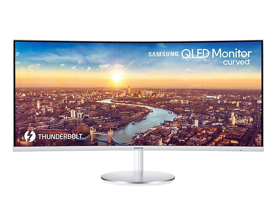"Samsung C34J791WTU 86,4 cm (34"") 3440 x 1440 pikslit WQHD LED Hall"