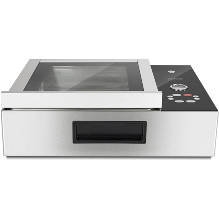Caso Chamber Vacuum sealer VacuChef SlimLine Power 400 W, Stainless steel