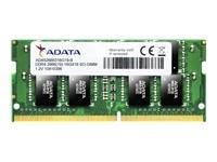 ADATA 4GB DDR4 2666 CL19 SO-DIMM 512x8
