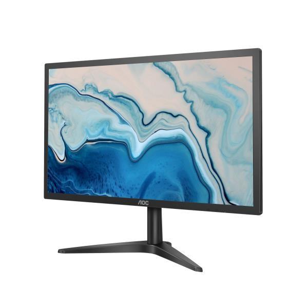 "AOC Basic-line 22B1H PC lamekuvar 54,6 cm (21.5"") 1920 x 1080 pikslit Full HD LED Must"