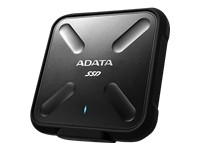 ADATA SD700 Ext SSD 256GB USB 3.1 Black