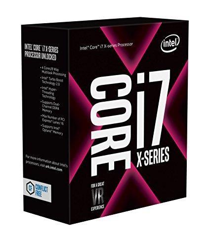 Intel Core i7-9800X protsessor 3,8 GHz Karp 16,5 MB Smart Cache