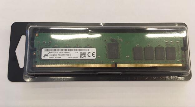 DELL A9781928 mälumoodul 16 GB DDR4 2666 MHz ECC