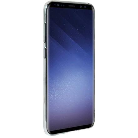 3SIXT Pure Flex 3S-1051 Case, Samsung, Galaxy S9, TPU, Polycarbonate, Transparent