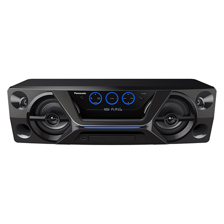 Panasonic Wireless Speaker System SC-UA3E-K Bluetooth, CD player, AUX in, FM radio,