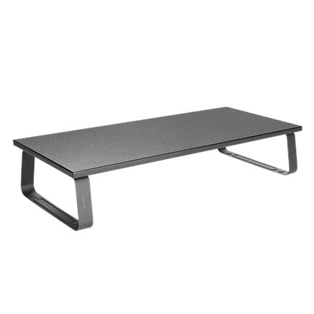Logilink Tabletop Monitor Riser, Maximum weight (capacity) 20 kg, Black