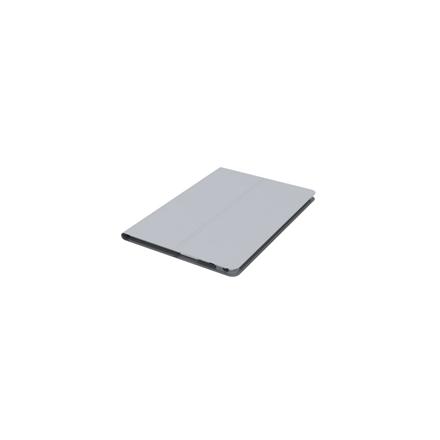 "Lenovo Tab4 10 Plus Fits up to size 10.1 "", Gray, Folio Case"