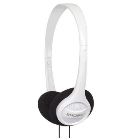 Koss Headphones KPH7w Headband/On-Ear, 3.5mm (1/8 inch), White,