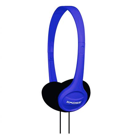 Koss Headphones KPH7b Headband/On-Ear, 3.5mm (1/8 inch), Blue,