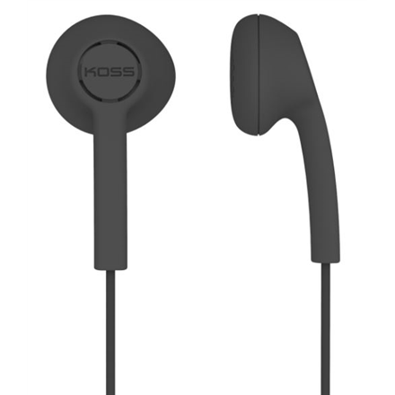 Koss Headphones KE5k In-ear, 3.5mm (1/8 inch), Black,