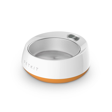 PETKIT Smart Pet Bowl Fresh Metal Coral Orange