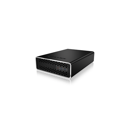 "Raidsonic External RAID system fo SSD and HDD IB-RD2253-U31 2x 2.5"" SATA I/II/III, 2.5"", 1x USB 3.1 (Gen 2) Type-B with UASP support"