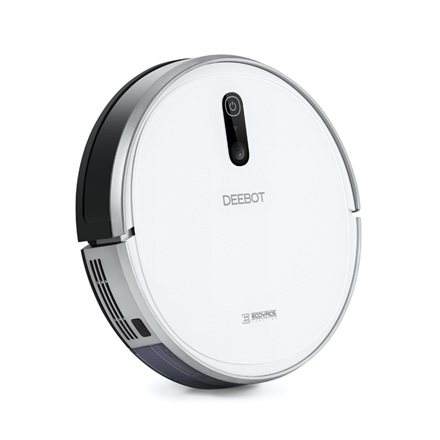 Ecovacs Vacuum cleaner DEEBOT 710 Dry, Operating time (max) 110 min, Lithium Ion, 2600 mAh, Dust capacity 0.52 L, 65 dB, White, Battery warranty 24 month(s)