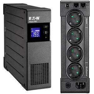 Eaton Ellipse PRO 650 DIN Liini-interaktiivne 0,65 kVA 400 W 4 vahelduvvoolu kontakt
